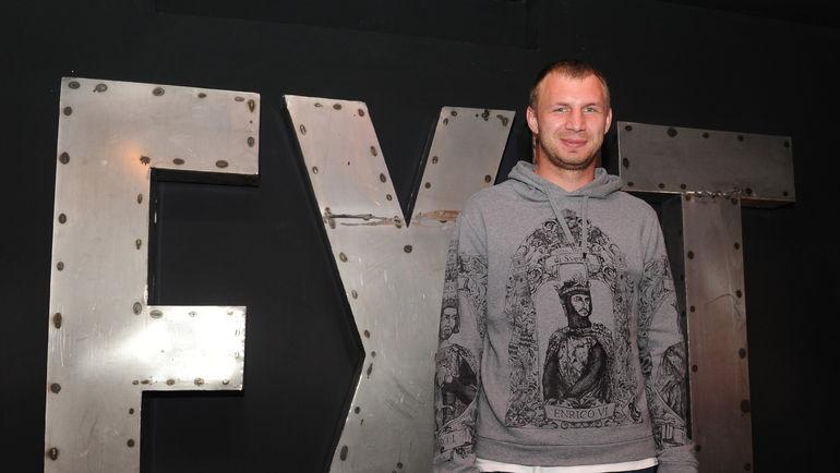 Владимир РЫКОВ. Фото Федор УСПЕНСКИЙ, «СЭ»