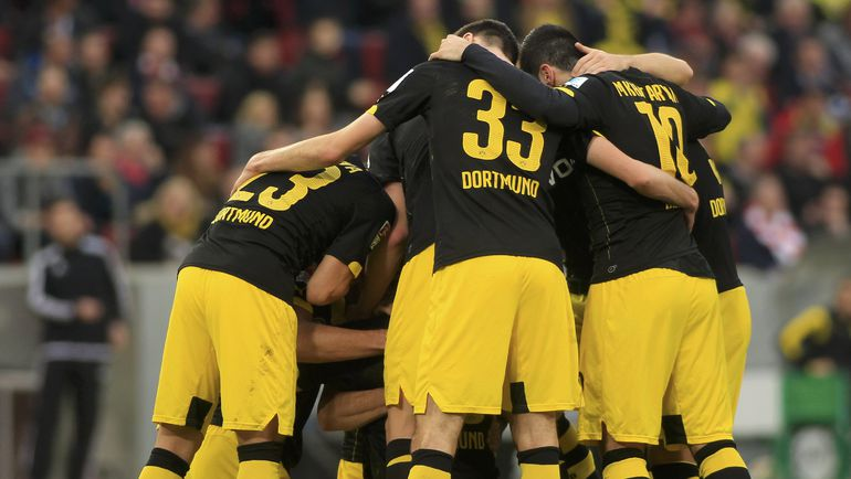 """Сколько игроков """"Боруссии"""" после сезона переедут в Мюнхен? Фото REUTERS"""
