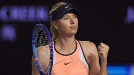 Как Шарапова вышла в четвертый круг Australian Open