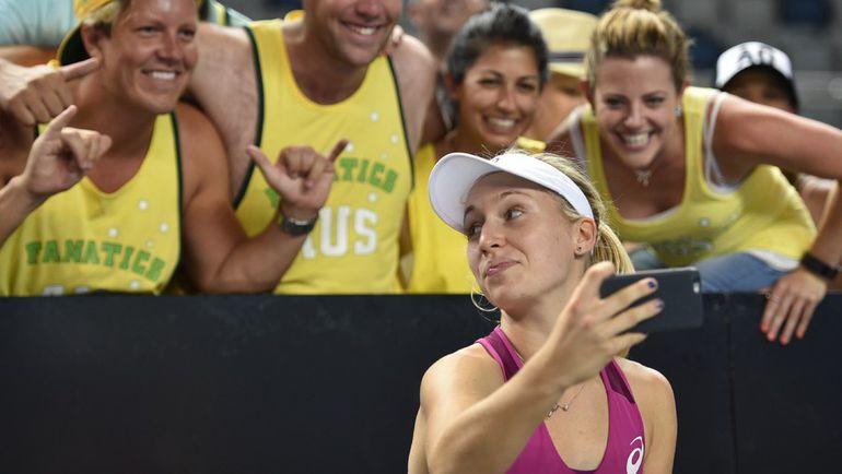 Дарья ГАВРИЛОВА. Фото AFP