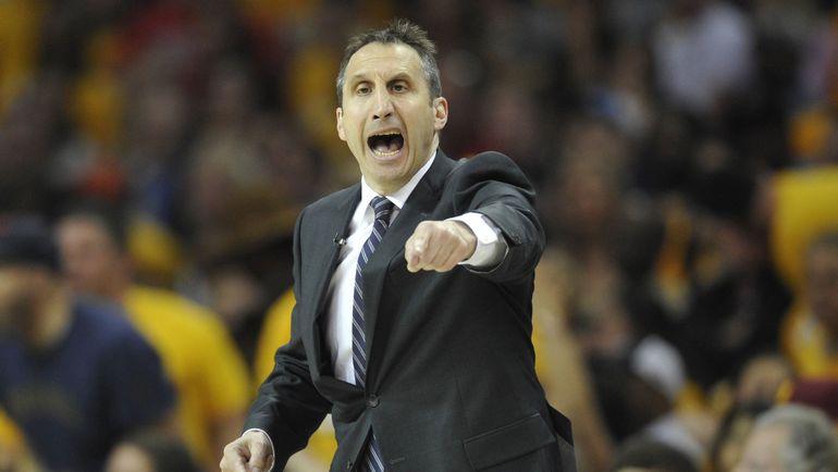 Дэвид БЛАТТ с высокой долей вероятности будет востребован в другом клубе НБА. Фото USA Today Sports