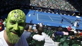Australian Open-2016: лучшие кадры понедельника