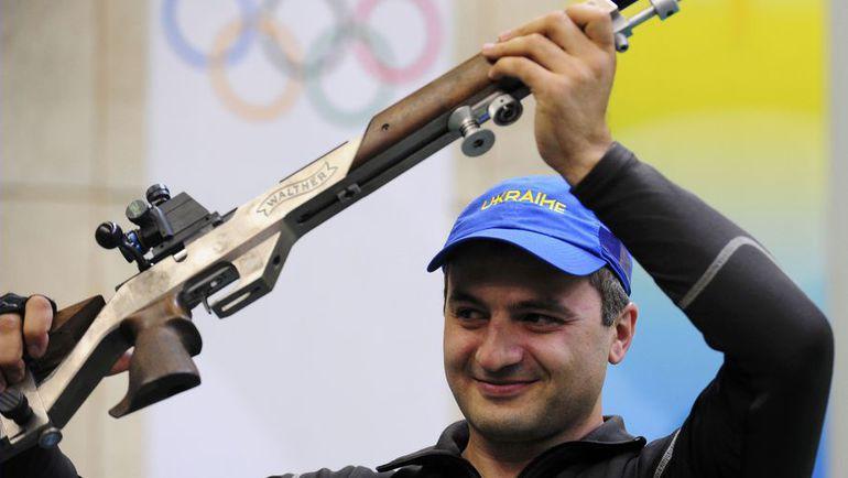 15 августа 2008 года. Пекин. Олимпийский чемпион Артур АЙВАЗЯН. Фото Reuters