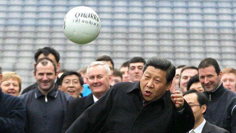 Генеральный секретарь ЦК Коммунистической партии Китая и председатель Центрального военного совета Китая СИ ЦЗИНЬПИН. Фото twitter.com