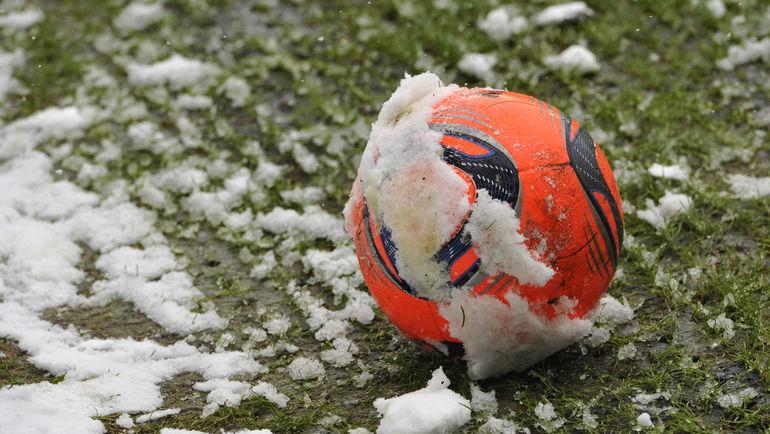 Привычная картина для российского футбола. Фото Александр ФЕДОРОВ, «СЭ»