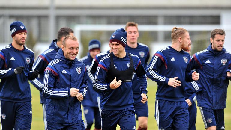 Сколько будет сборная России готовиться к Euro - до сих пор вопрос открытый. Фото Алексей ИВАНОВ, «СЭ»