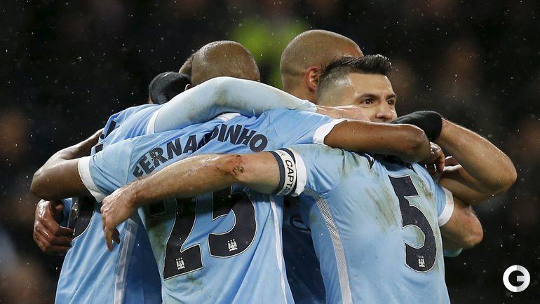 "Среда. Манчестер. ""Манчестер Сити"" – ""Эвертон"" – 3:1."