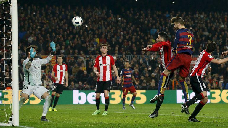 Барселона 1 атлетик 2