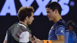 Энди Маррэй - в финале Australian Open