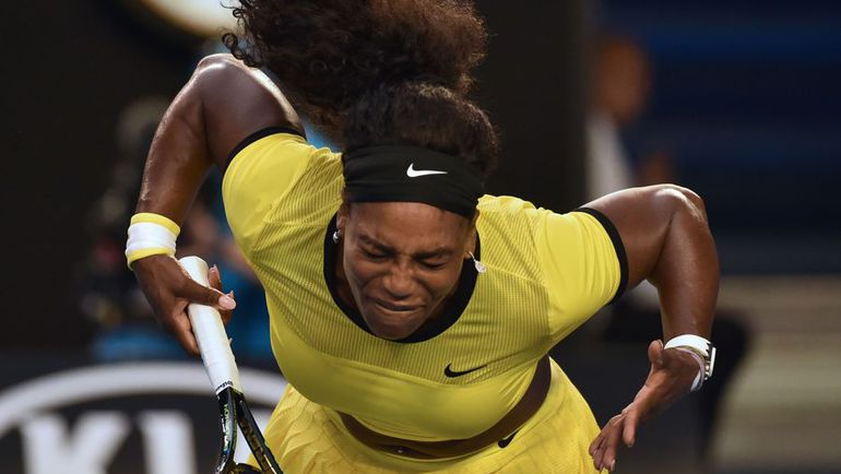 Первая ракетка Серена УИЛЬЯМС уступила в финальном поединке турнира. Фото AFP