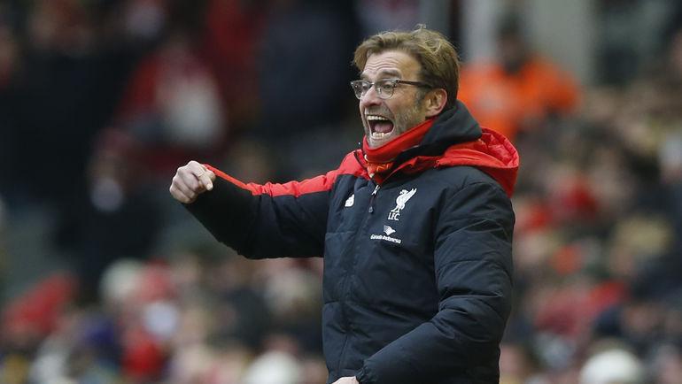 """Лестер"" – ""Ливерпуль"". Фото Reuters"