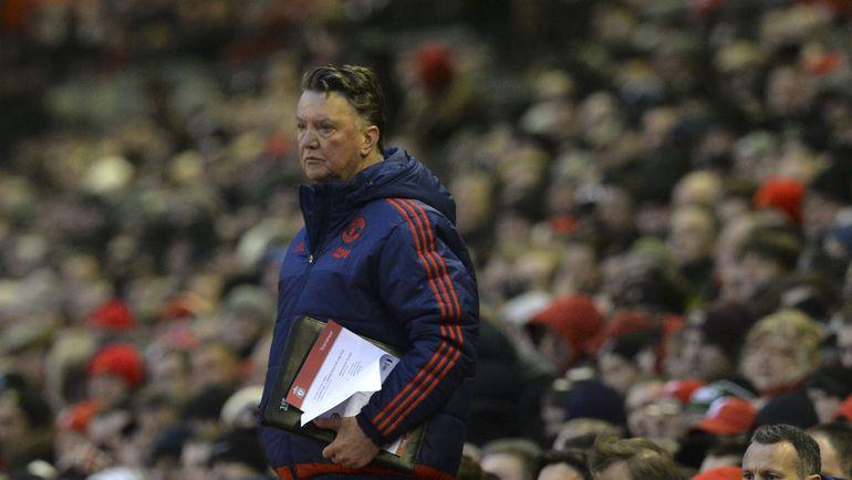 """""""Манчестер Юнайтед"""" – """"Стоук Сити"""". Фото AFP"""
