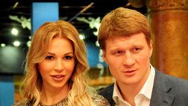 Вчера. Москва. Александр ПОВЕТКИН с супругой Евгенией на церемонии вручения национальной премии