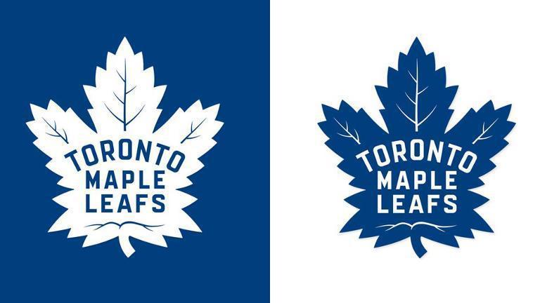 """Новый логотип """"Торонто""""."""