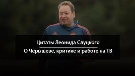Цитаты Леонида СЛУЦКОГО.