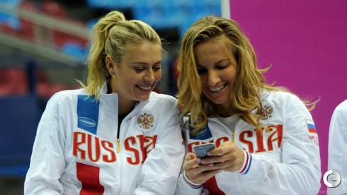 Шарапова заявлена в паре с Касаткиной в Кубке Федерации