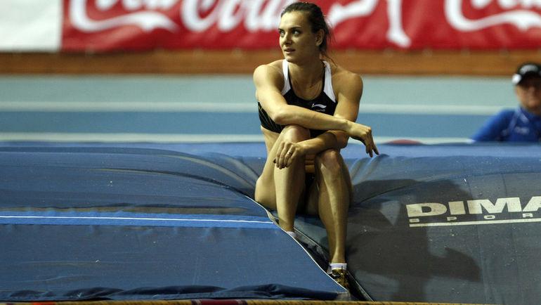 Олимпийская судьба Елены ИСИНБАЕВОЙ и других российских легкоатлетов решится в ближайшие месяцы. Фото Александр ФЕДОРОВ, «СЭ»