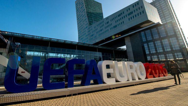 3 февраля. Лилль, как и другие города Euro-2016, ждет гостей. Фото AFP