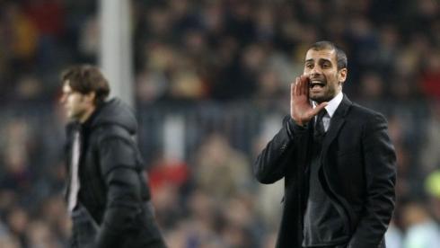 """Если Маурисио ПОКЕТТИНО в следующем сезоне возглавит """"МЮ"""", то его заклятым соперником станет Хосеп ГВАРДЬОЛА, который уже летом возглавит """"Манчестер Сити"""". Фото Reuters"""