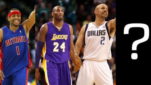 Без Шака. 20 лучших игроков за 20 лет НБА