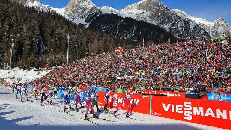 После североамериканских этапов Кубка мира сильнейшие биатлонисты приступают к финальному этапу подготовки к чемпионату мира. Фото AFP
