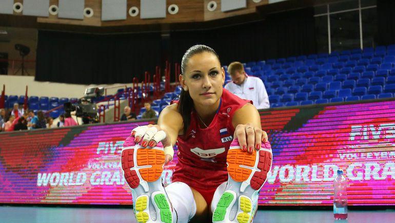 Наталия ГОНЧАРОВА. Фото FIVB