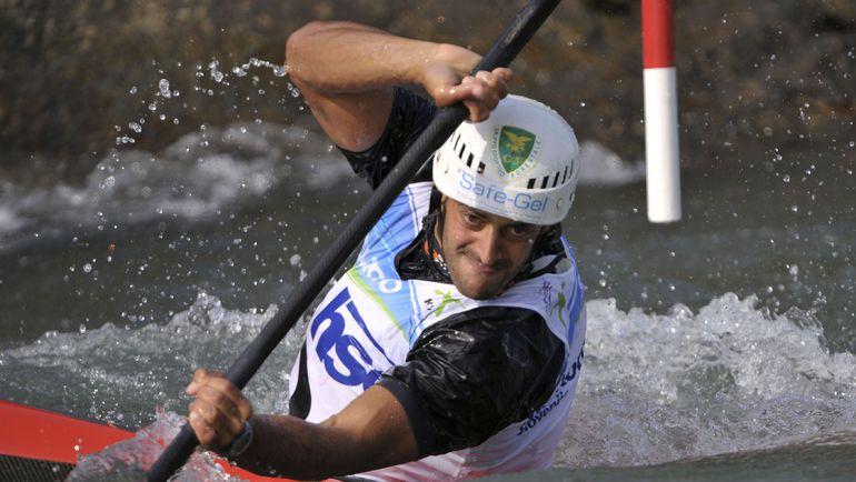 Олимпийский чемпион Лондона Даниэль МОЛЬМЕНТИ. Фото Reuters