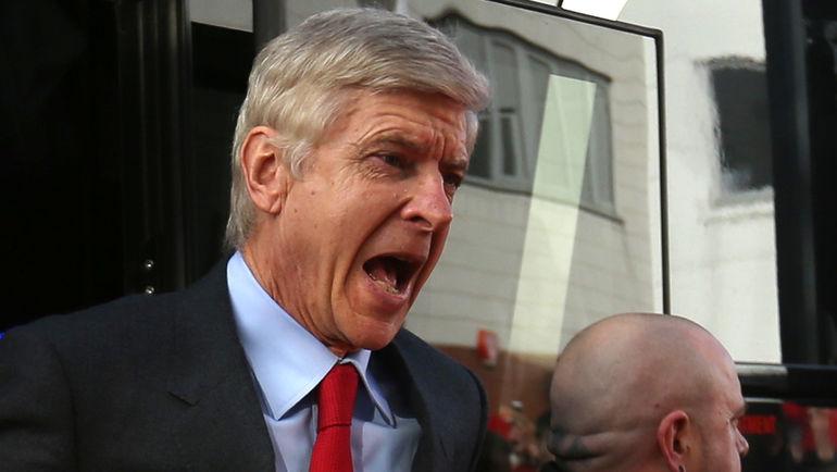 """К предложениям главного тренера """"Арсенала"""" Арсена ВЕНГЕРА почему-то никто не прислушивается. Фото Reuters"""