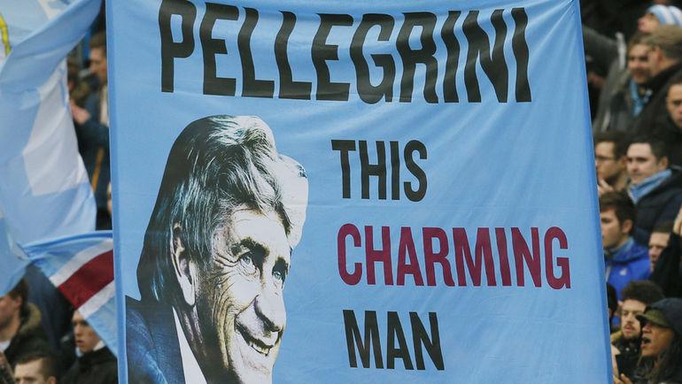 """Болельщики влюблены в чилийца: """"Пеллегрини - очаровательный человек"""". Фото Reuters"""