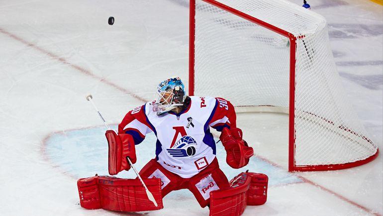 Алексей МУРЫГИН - будущая головная боль СКА. Фото photo.khl.ru