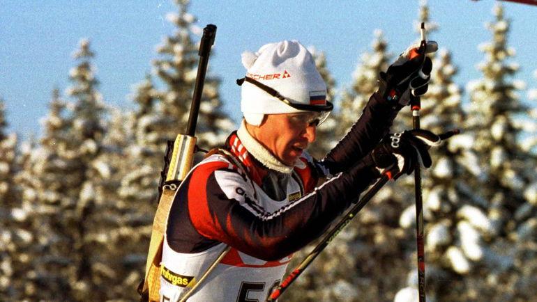 1994 год. Сергей ТАРАСОВ. Фото Reuters