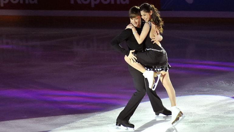 Руслан ЖИГАНШИН и Елена ИЛЬИНЫХ. Фото Ксения НУРТДИНОВА