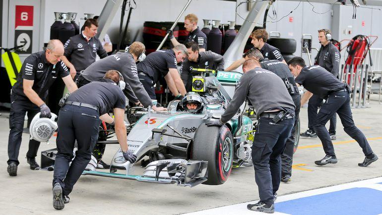 """Всемирный совет FIA по автоспорту 4 марта утвердит новый формат квалификации в """"королевской серии"""". Фото AFP"""