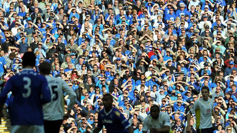 """В апреле 2013 года болельщики """"Портсмута"""" выкупили 51 процент клуба. Фото Reuters"""