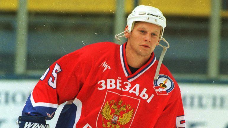 1999 год. Даниил МАРКОВ. Фото Дмитрий СОЛНЦЕВ