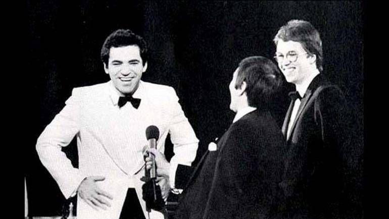 1993 год. Гарри КАСПАРОВ и Найджел ШОРТ. Фото chess.com