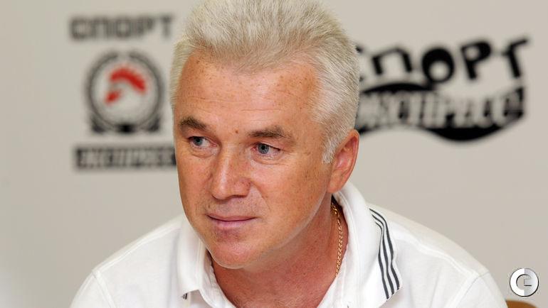 Сергей СИЛКИН.