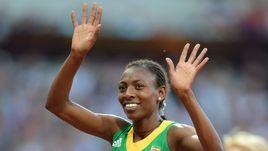 8 августа 2012 года. Лондон. На Играх-2012 Абеба АРЕГАВИ выступала за сборную Эфиопии.