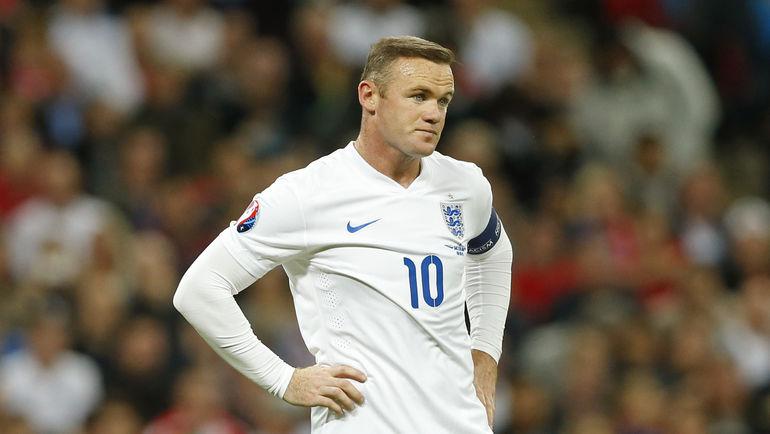 Сыграет ли форвард сборной Англии Уэйн РУНИ против России на Euro-2016 во Франции? Фото Reuters