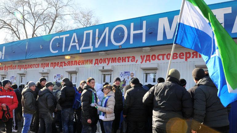 Этой весной многочисленные самарские болельщики остались без футбола. Фото Александр ФЕДОРОВ, «СЭ»