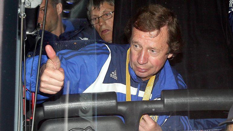 2008 год. Юрий СЕМИН. Фото Татьяна ДОРОГУТИНА