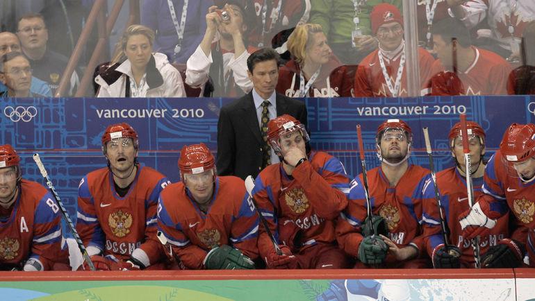 Вячеслав БЫКОВ и его команда. Фото Александр ВИЛЬФ