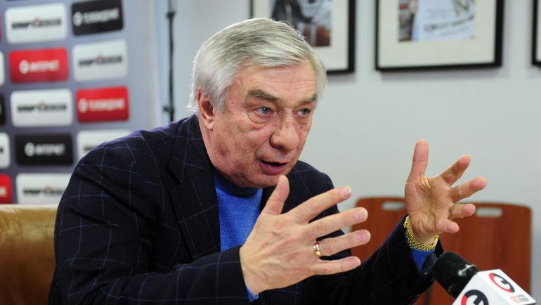 Георгий ЯРЦЕВ. Фото Никита УСПЕНСКИЙ, «СЭ»