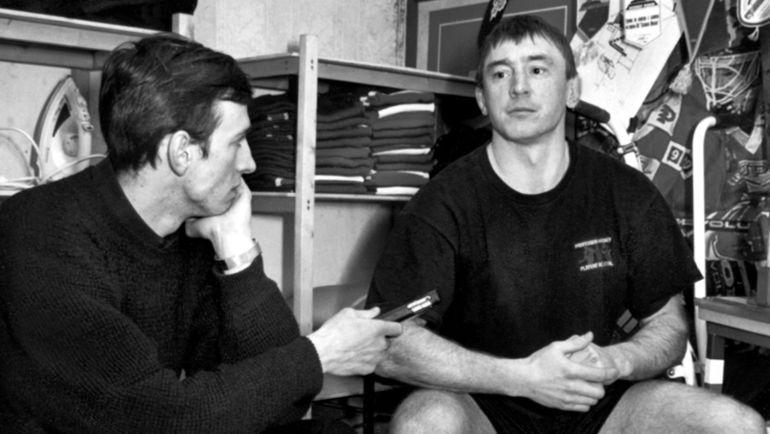 Юрий ГОЛЫШАК и Александр СЕМАК. Фото Альмир СИБАГАТУЛЛИН