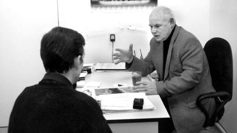 Юрий ГОЛЫШАК и Сергей НИКОЛАЕВ. Фото Альмир СИБАГАТУЛЛИН