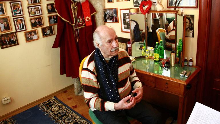 Владимир ЗЕЛЬДИН. Фото Юрий ГОЛЫШАК, «СЭ»