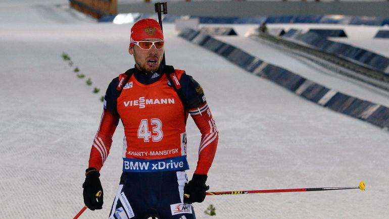 Антон ШИПУЛИН. Фото Reuters