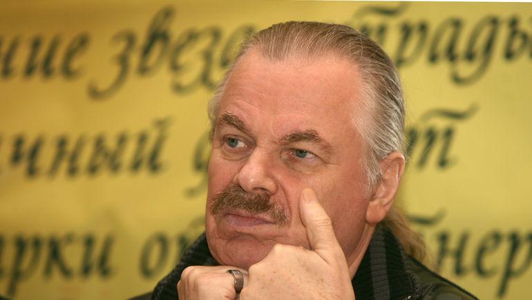 Владимир ПРЕСНЯКОВ-старший. Фото Татьяна ДОРОГУТИНА