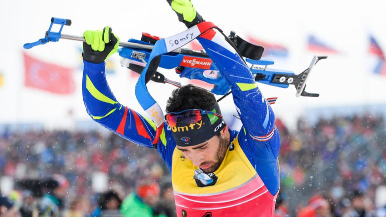 Мартен ФУРКАД выиграл в Холменколлене три золотые медали из трех возможных. Фото AFP