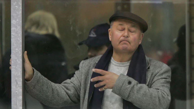 Алексей МИШИН. Фото Александр ВИЛЬФ